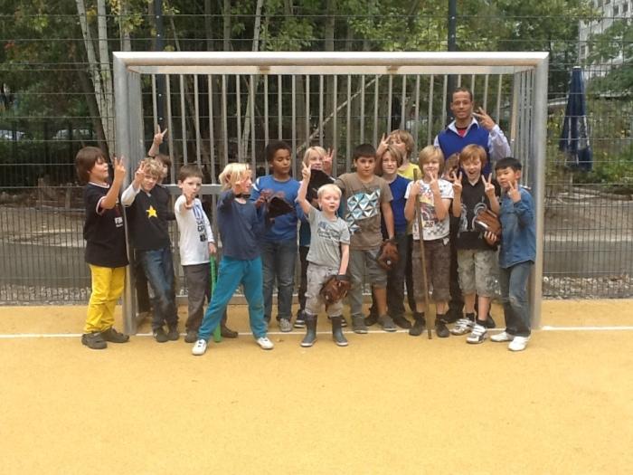 Berlin Bilingual School 8/2012
