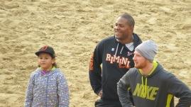 Zoey, Eno und Marvin