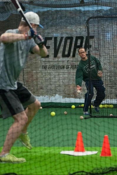 @Evope Hitting Practice