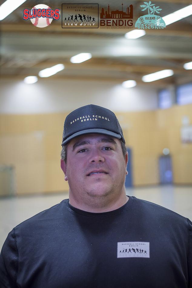 Coach Björn Schonlau