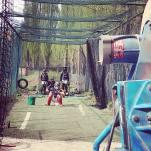 Pitching Machine Drill (Catcher)